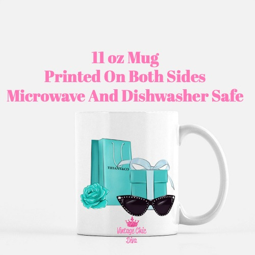 Tiffany Easter Set1 Coffee Mug-