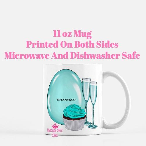 Tiffany Easter Set2 Coffee Mug-