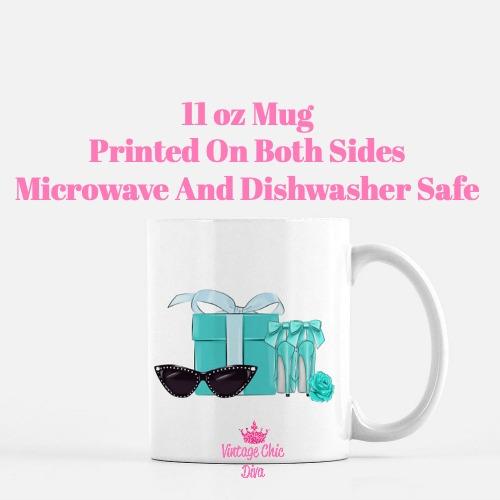 Tiffany Easter Set5 Coffee Mug-