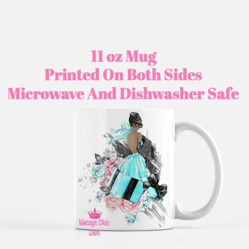 Tiffany Fashion Girl4 Coffee Mug-