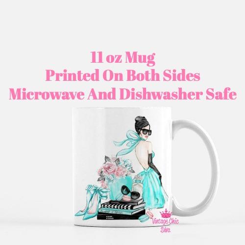 Tiffany Fashion Girl5 Coffee Mug-