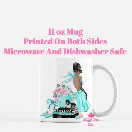 Tiffany Fashion Girl6 Coffee Mug-