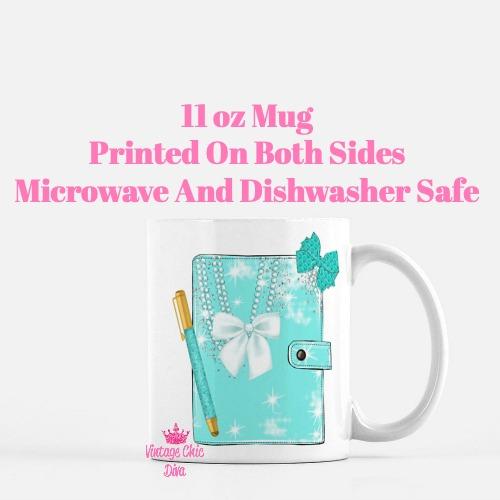 Tiffany Planner1 Coffee Mug-