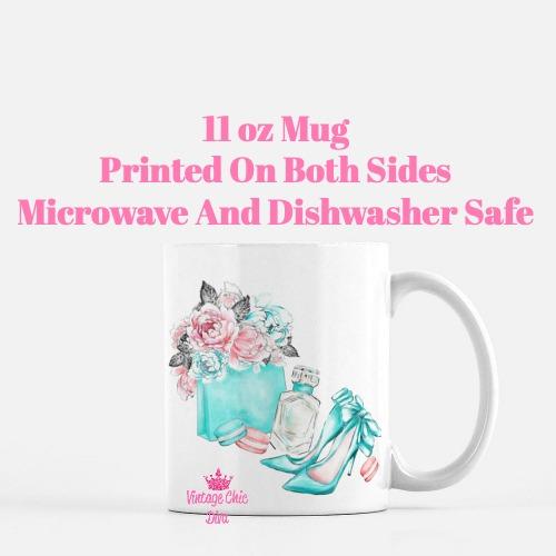 Tiffany Set2 Coffee Mug-