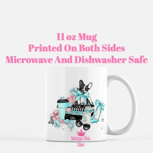 Tiffany Set4 Coffee Mug-