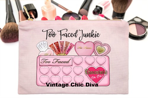 Too Faced Junkie1 Pink-