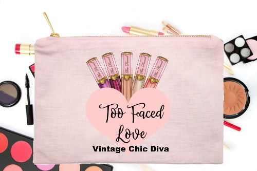 Too Faced Love2 Pink-