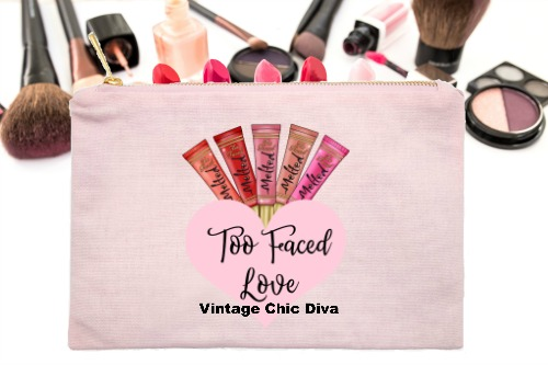 Too Faced Love3 Pink-