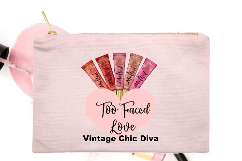 Too Faced Love4 Pink-