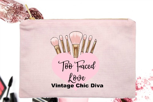 Too Faced Love5 Pink-