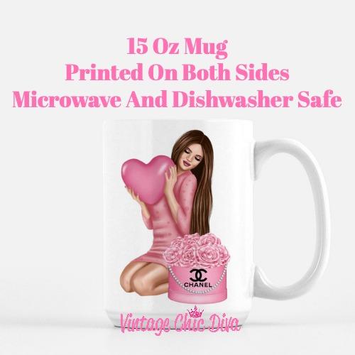 Valentine Girls12 Coffee Mug-