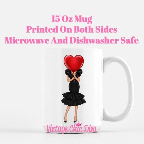 Valentine Girls49 Coffee Mug-