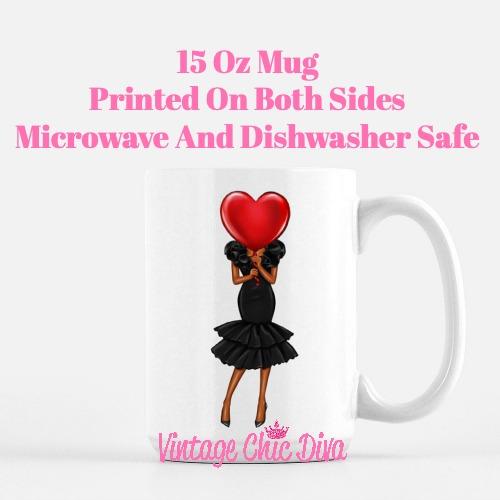 Valentine Girls53 Coffee Mug-