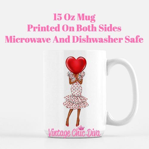 Valentine Girls55 Coffee Mug-