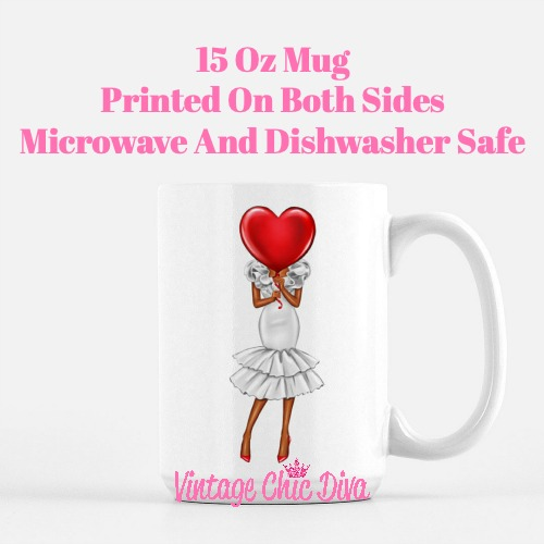 Valentine Girls56 Coffee Mug-