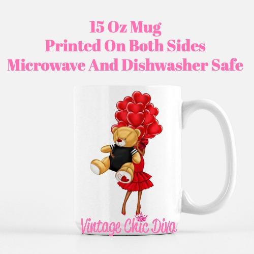 Valentine Girls71 Coffee Mug-