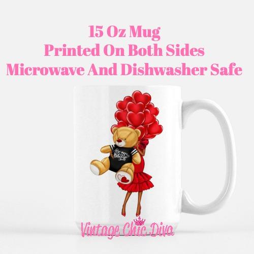 Valentine Girls74 Coffee Mug-