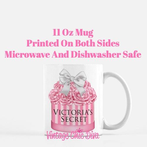 VS Flower Box6 Coffee Mug-