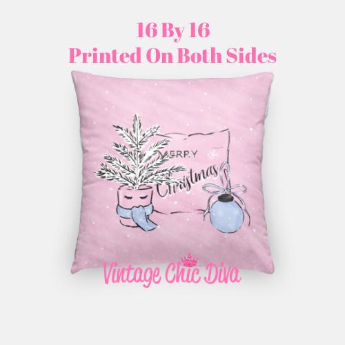 Winter21 Pillow Case-