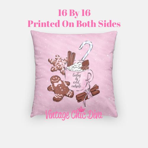 Winter23 Pillow Case-