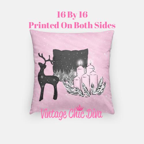 Winter25 Pillow Case-