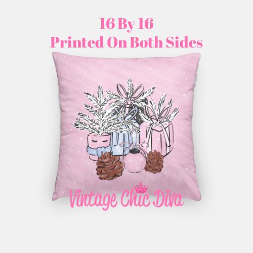 Winter27 Pillow Case-