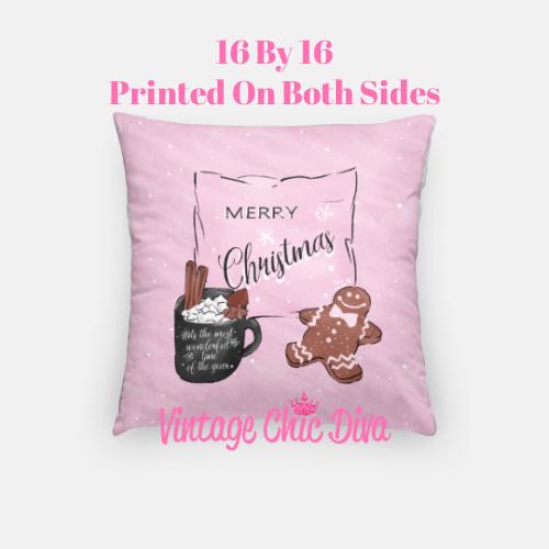 Winter28 Pillow Case-