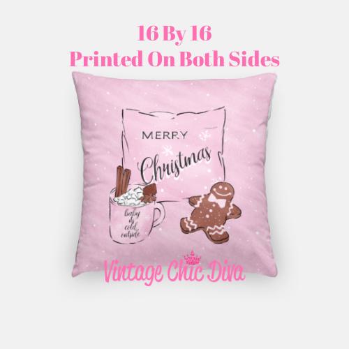 Winter29 Pillow Case-