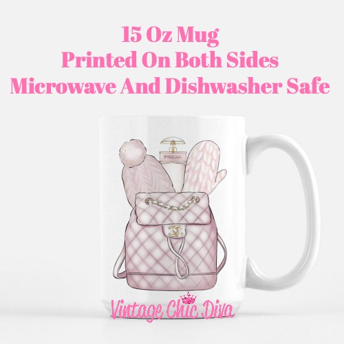 Winter Glam Set11 Coffee Mug-