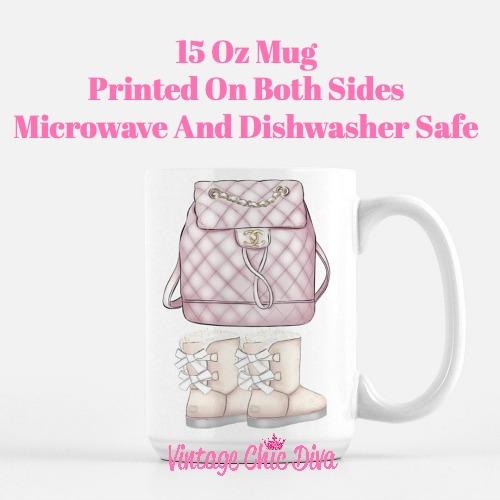 Winter Glam Set8 Coffee Mug-