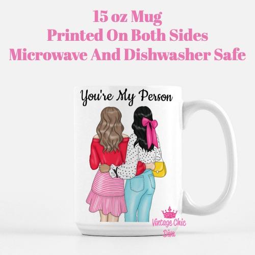 You're My Person1 Coffee Mug-